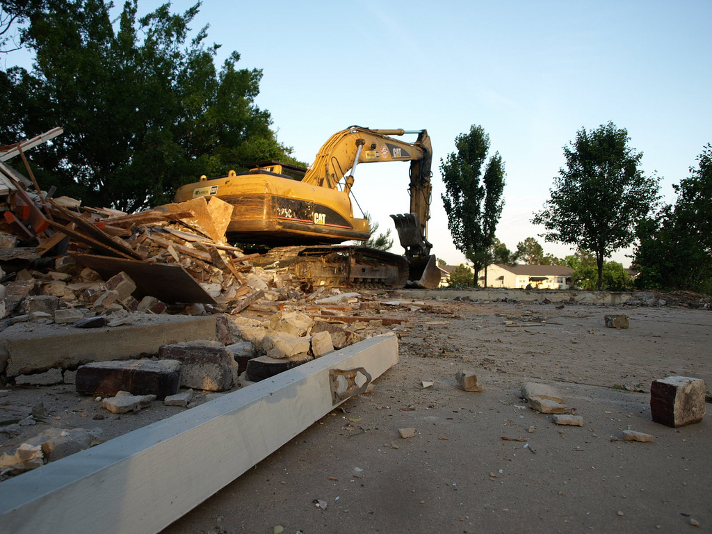 home demolition edwardsville IL